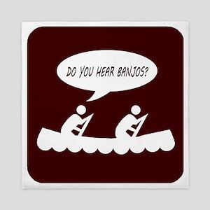 Do you hear banjos t-shirt image Queen Duvet