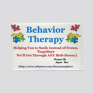 Behavior Rectangle Magnet