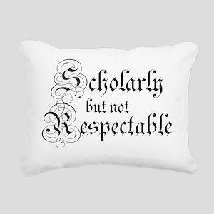SxRLight Rectangular Canvas Pillow