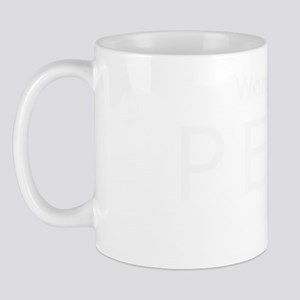 word scramble Mug