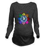 LGLG-All Religions Long Sleeve Maternity T-Shirt