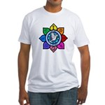 LGLG-All Religions Fitted T-Shirt