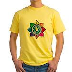 LGLG-All Religions Yellow T-Shirt
