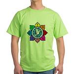 LGLG-All Religions Green T-Shirt