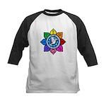 LGLG-All Religions Kids Baseball Jersey