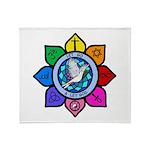LGLG-All Religions Throw Blanket