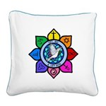 LGLG-All Religions Square Canvas Pillow