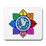 LGLG-All Religions Mousepad