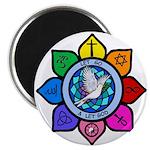 LGLG-All Religions Magnet