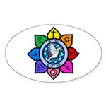 LGLG-All Religions Sticker (Oval 10 pk)