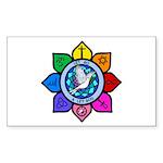 LGLG-All Religions Sticker (Rectangle)