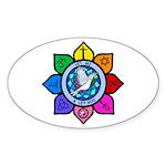 LGLG-All Religions Sticker (Oval)