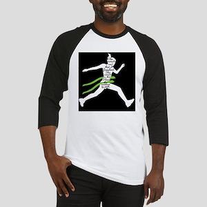Running Poster Baseball Jersey