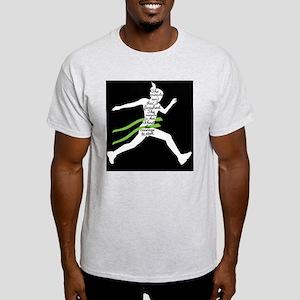 Running Poster Light T-Shirt
