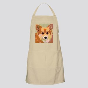 Reflection Gentle and Sweet Dog Face Apron