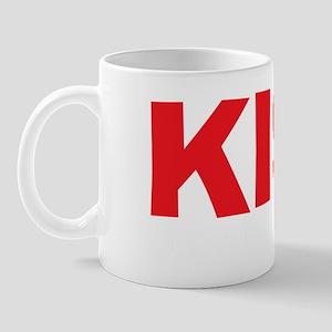 KISSDRK Mug