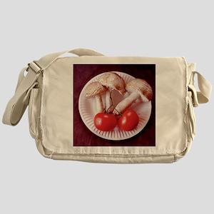 mushroomDinner Messenger Bag