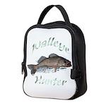 Walleye Hunter Neoprene Lunch Bag