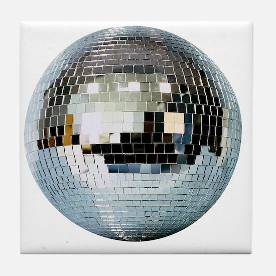 DISCO BALL2 Tile Coaster