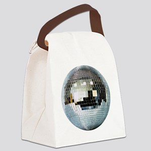 DISCO BALL2 Canvas Lunch Bag