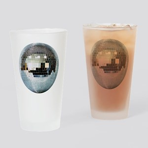 DISCO BALL2 Drinking Glass