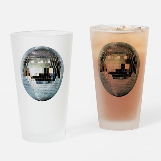 DISCO BALL2 Drinking Glass