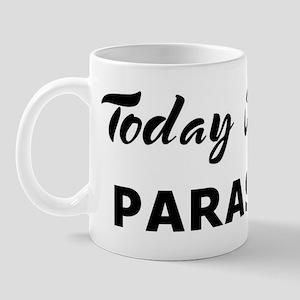 Today I feel parasitic Mug