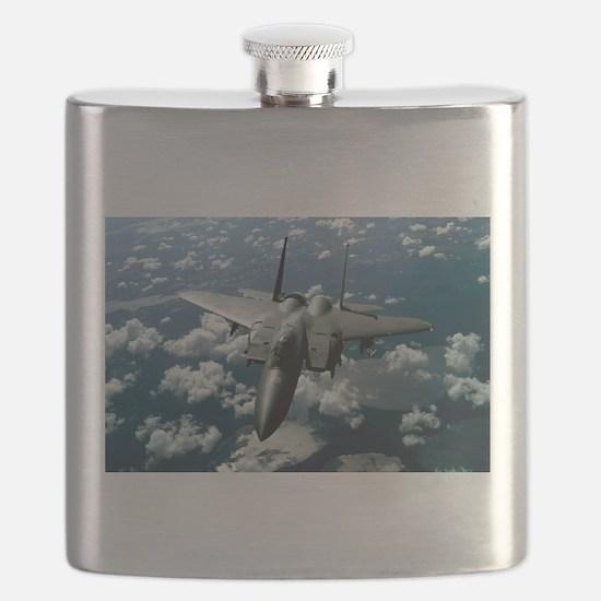 F-15 E Strike Eagle Flask