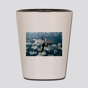 F-15 E Strike Eagle Shot Glass