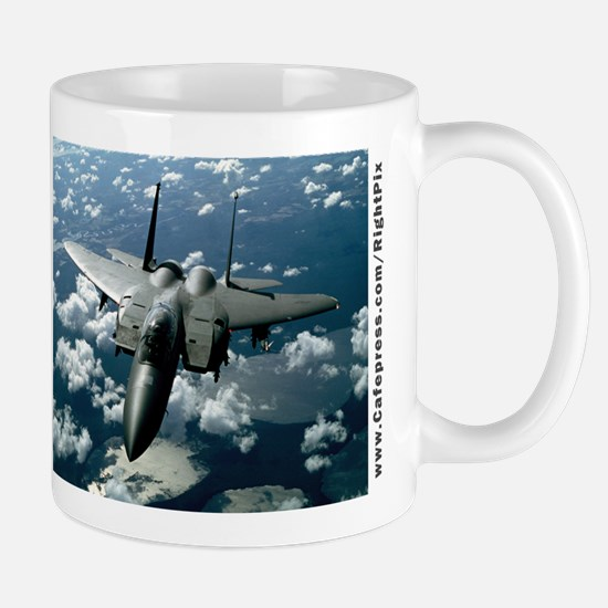 F-15 E Strike Eagle Mug