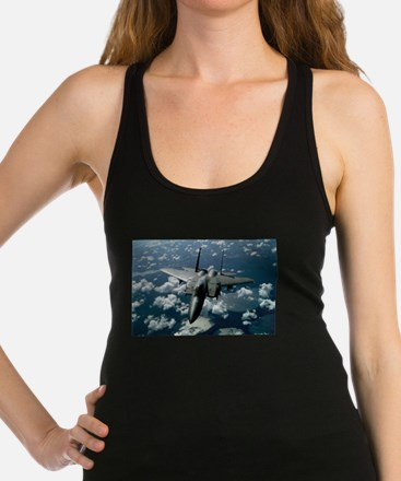 F-15 E Strike Eagle Racerback Tank Top