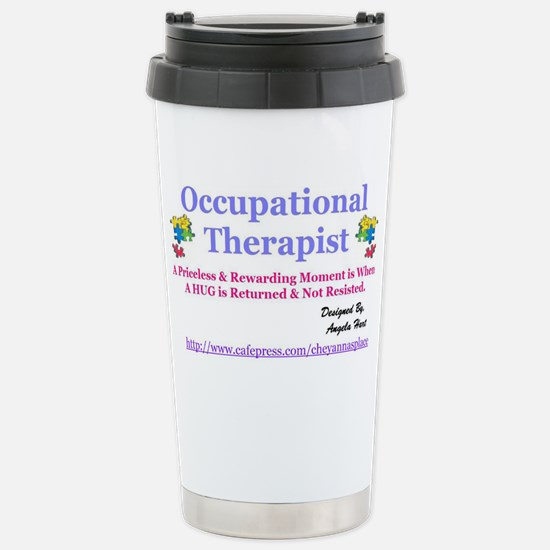 1OT Therapy Stainless Steel Travel Mug