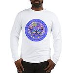 LGLG-Butterfly (purp) Long Sleeve T-Shirt