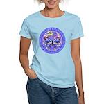 LGLG-Butterfly (purp) Women's Light T-Shirt
