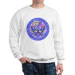 LGLG-Butterfly (purp) Sweatshirt