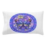 LGLG-Butterfly (purp) Pillow Case