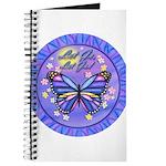 LGLG-Butterfly (purp) Journal
