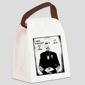 basil_posse Canvas Lunch Bag