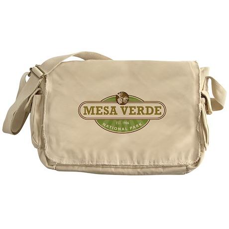 Mesa Verde National Park Messenger Bag