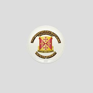 701st Maintenance Battalion Mini Button