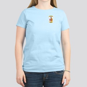 Quinlan Women's Pink T-Shirt
