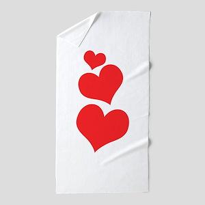 Harts Beach Towel