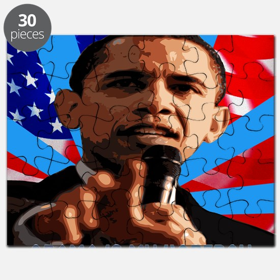 obama%20with%20mic%20jan%2018%202008 Puzzle