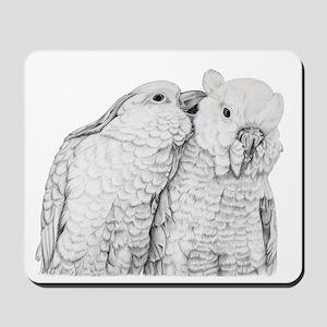 Cockatoos Mousepad