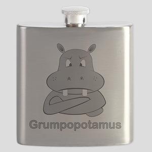 grumpopotamus Flask