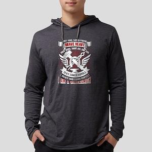 Blacksmith Shirt - I'm A Black Long Sleeve T-Shirt