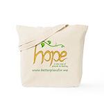 Share your H.O.P.E. Tote Bag