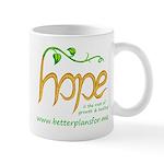 Share Your H.O.P.E. Mugs
