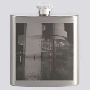 Rock and Roll Hall of Fame Flask