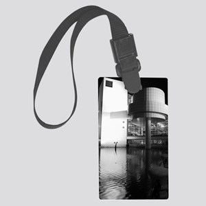 Rock and Roll Hall of Fame Large Luggage Tag